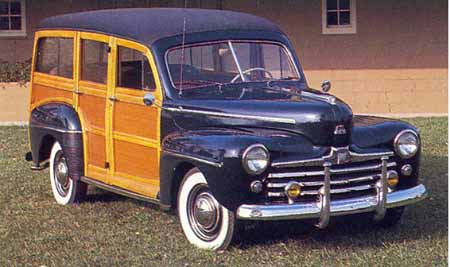 Ford Woody Wagon