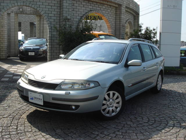 renault laguna v6 wagon photos reviews news specs buy car. Black Bedroom Furniture Sets. Home Design Ideas