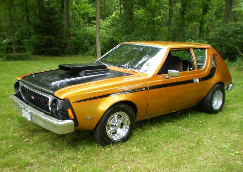 amc gremlin x picture 3 reviews news specs buy car