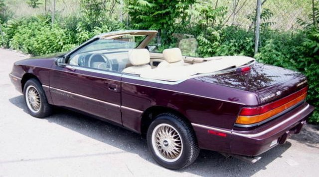 chrysler lebaron convertible photos reviews news specs. Black Bedroom Furniture Sets. Home Design Ideas