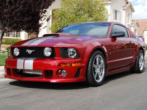 Ford Mustang Roush Stage 2picture  9  reviews news specs buy car