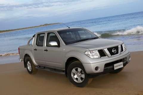 Nissan Navara 4x4 Ute:picture # 6 , reviews, news, specs ...