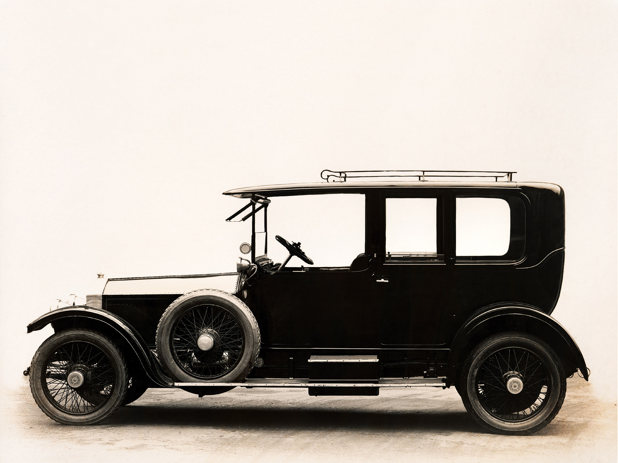 Rolls Royce Model 4050 Silver Ghost Tourer