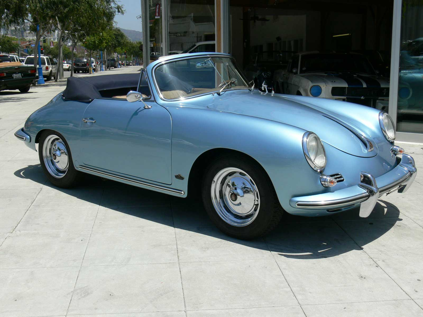 Porsche 356 B Cabriolet Photos Reviews News Specs Buy Car