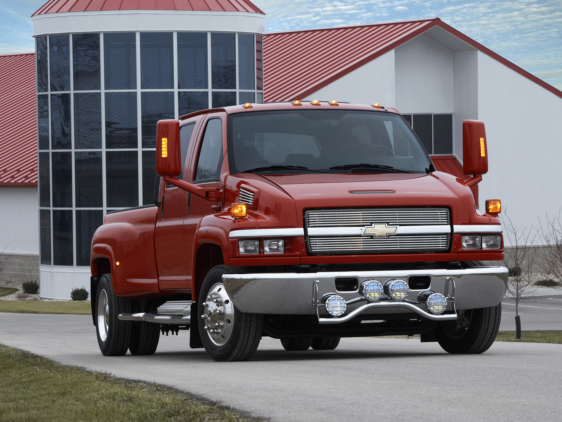 Chevrolet C-4500: Photos, Reviews, News, Specs, Buy car