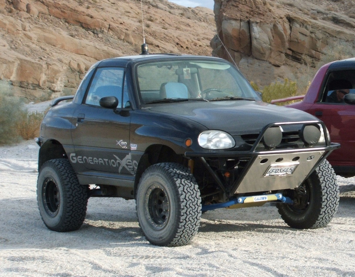 Suzuki X90 Picture 56 Reviews News Specs Buy Car