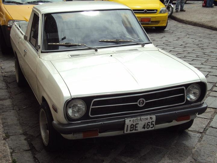 Datsun 1200 Double cab pick up: Photos, Reviews, News ...