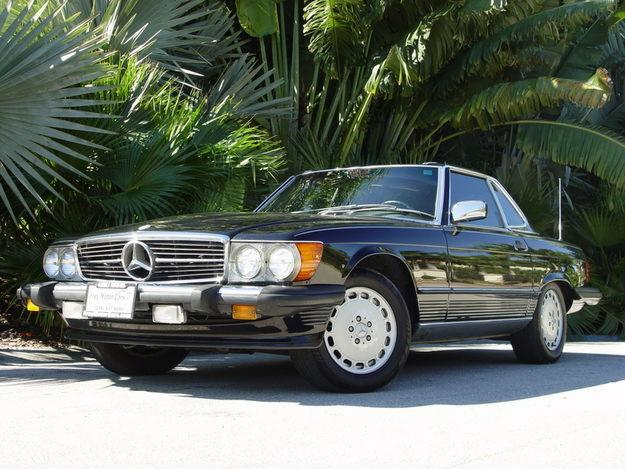 Mercedes benz 560sl picture 10 reviews news specs for Mercedes benz of tysons corner staff