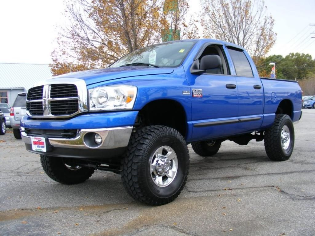 2006 Dodge Ram 2500 Quad Cab Power Wagon News >> Dodge Ram 2500 Heavy Duty Big Horn 4x4:picture # 9 , reviews, news, specs, buy car