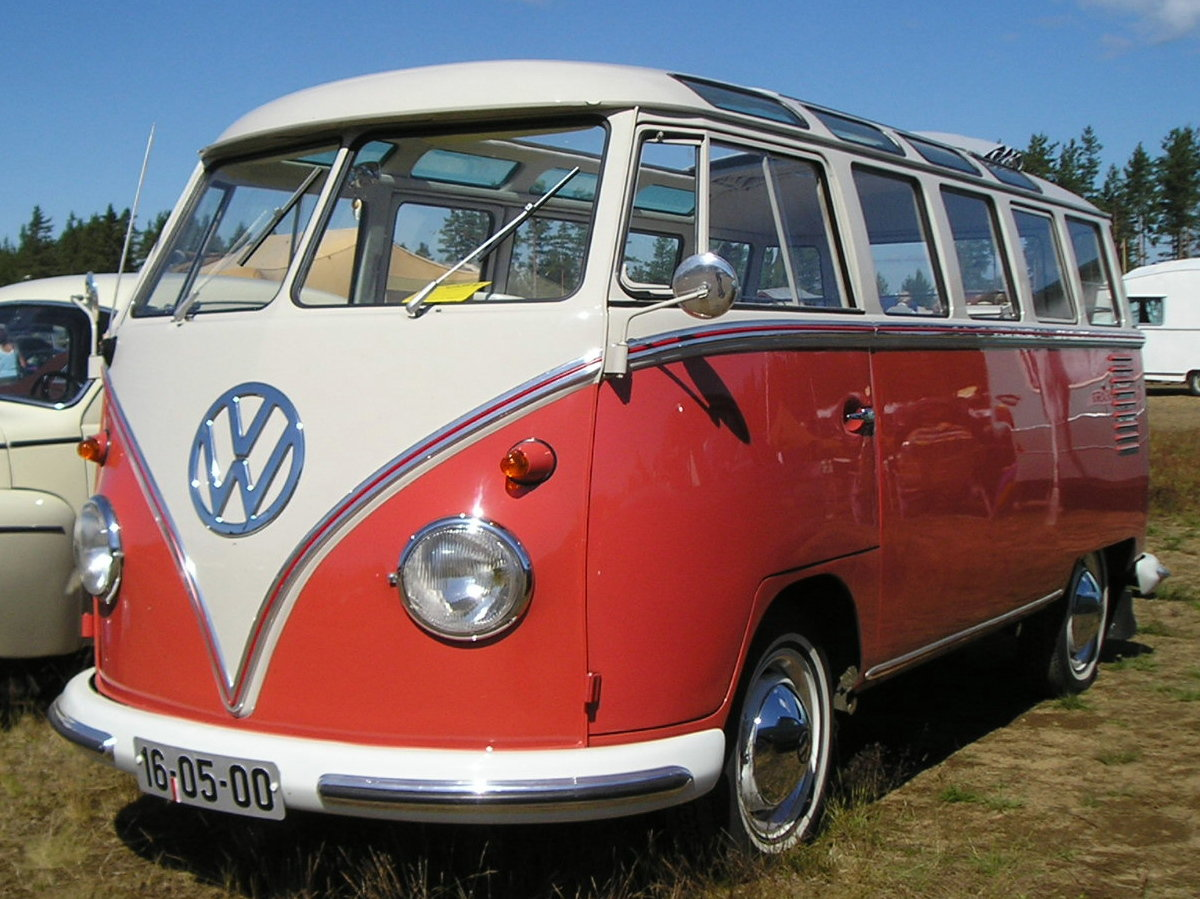 volkswagen typ2 samba bus picture 9 reviews news specs buy car. Black Bedroom Furniture Sets. Home Design Ideas