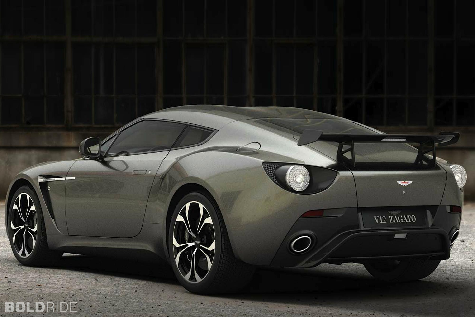 Aston Martin Zagato Picture 9 Reviews News Specs Buy Car