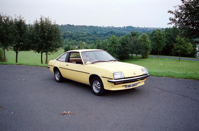 Vauxhall Cavalier GLS coupe