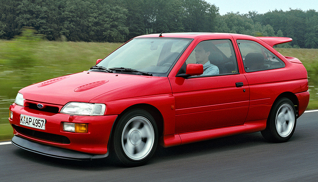 Ford Escort RS Cosworth:picture # 15 , reviews, news, specs, buy car