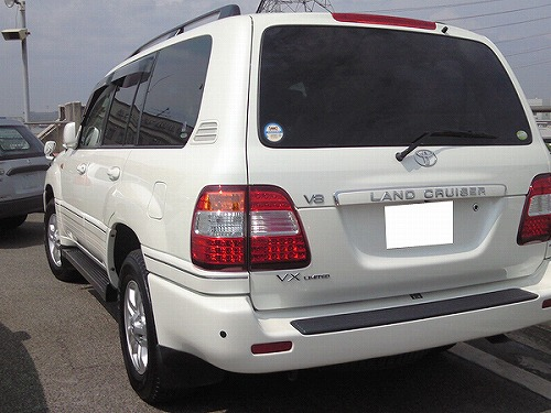 Toyota Landcruiser Vx Limited Picture 6 Reviews News