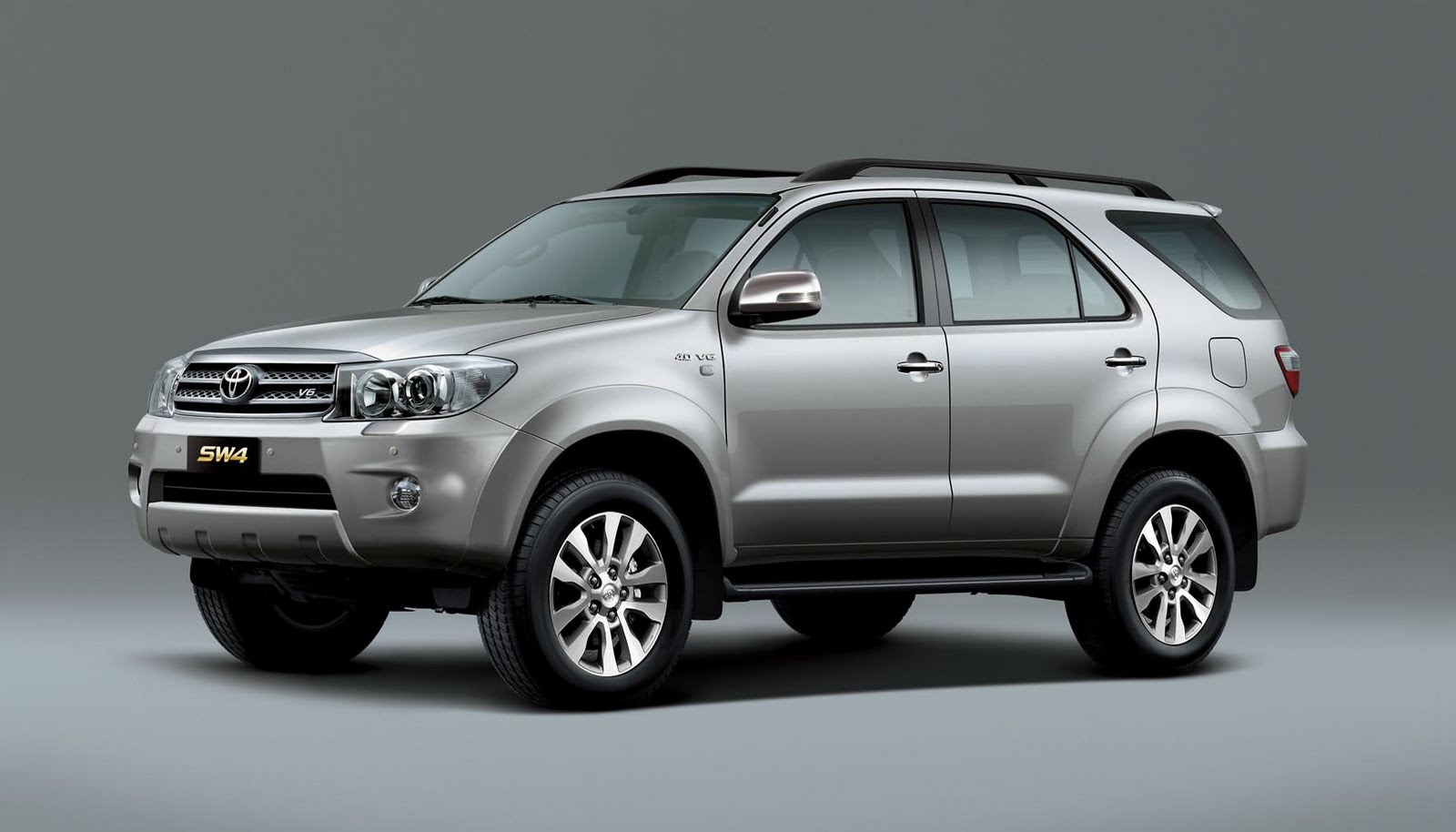 Toyota Hilux Sw4 Picture 9 Reviews News Specs Buy Car