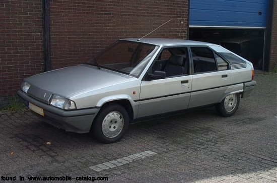 Citroen Bx19 Tri Wagon Picture   8   Reviews  News  Specs  Buy Car