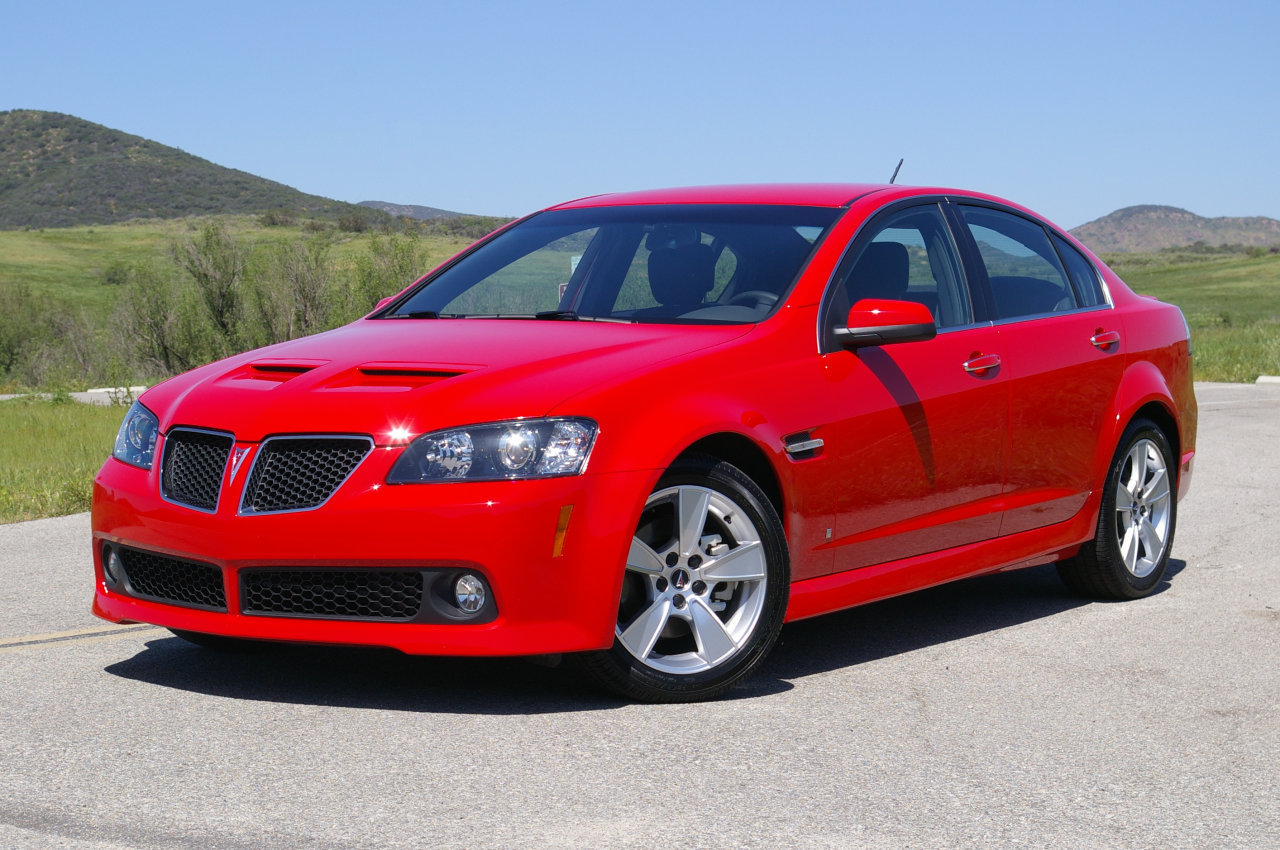 Pontiac G8 Gt Photos Reviews News Specs Buy Car