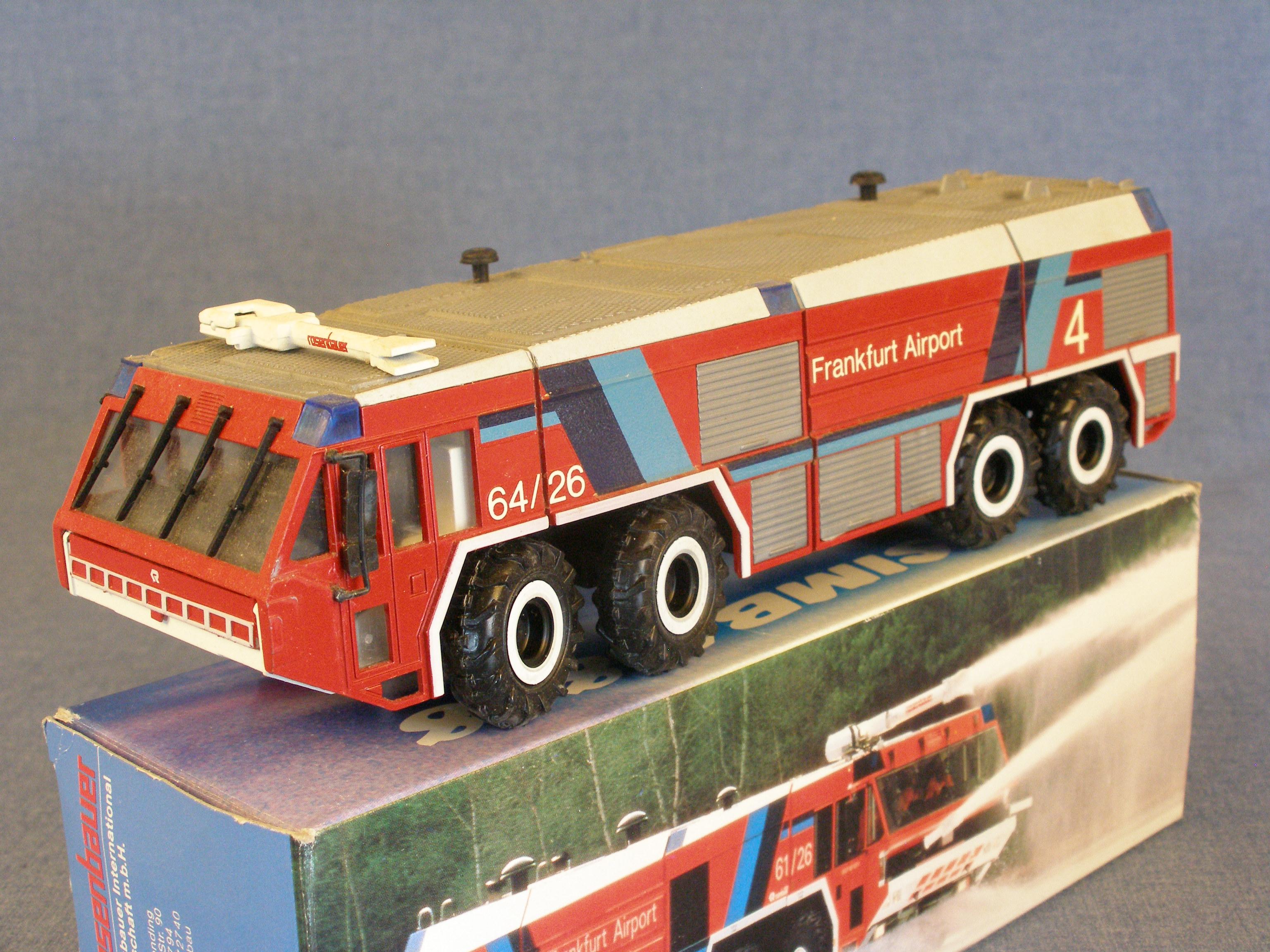 Rosenbauer Airport Fire Truck:picture # 15 , reviews, news