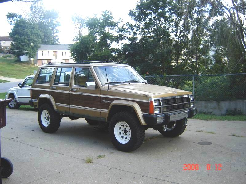 Jeep Wagoneer Limited 4wd Picture 10 Reviews News
