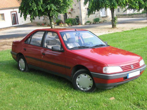 Peugeot 405 Gl Photos Reviews News Specs Buy Car