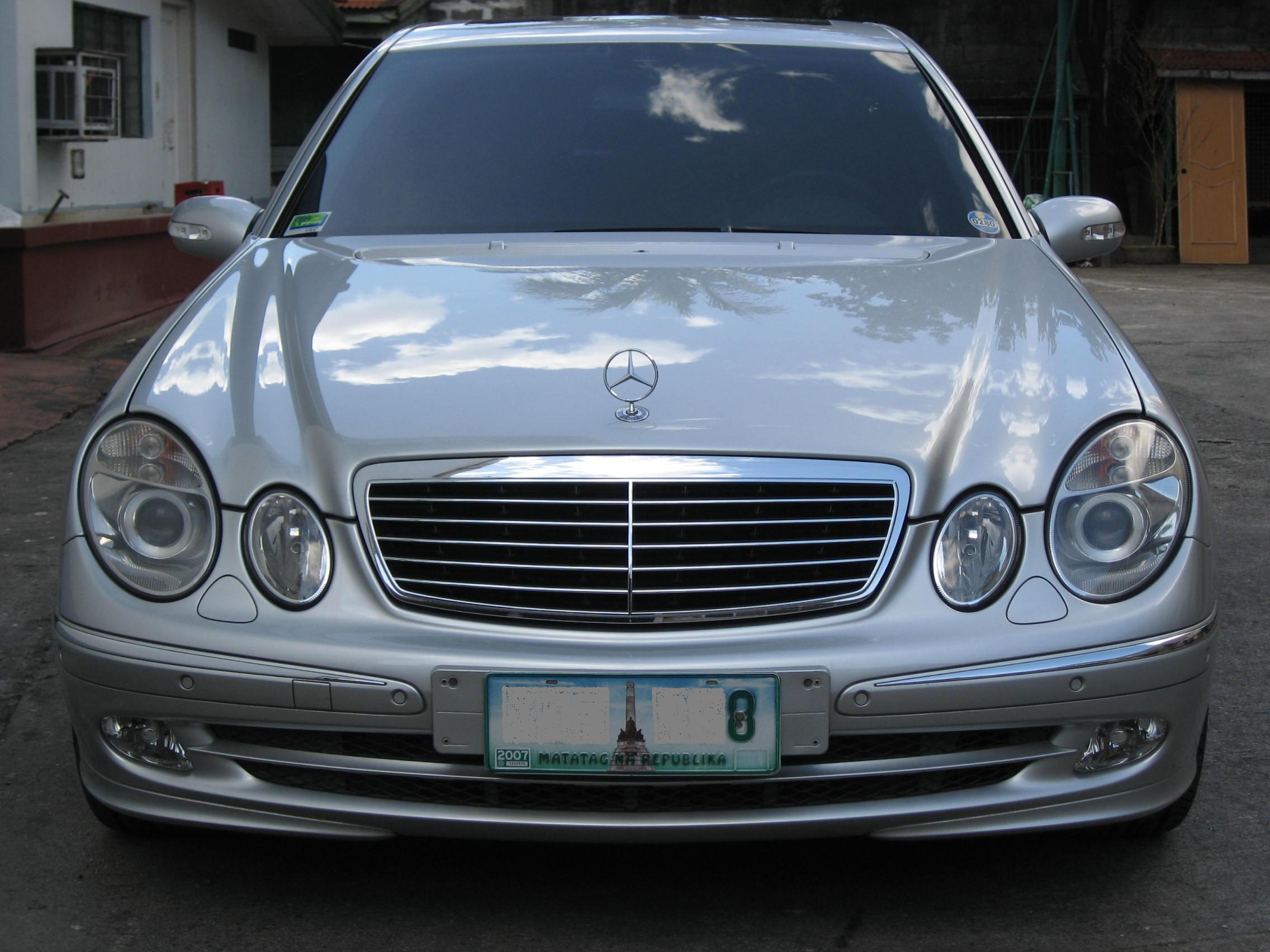 mercedes benz e270 cdi picture 14 reviews news specs buy car