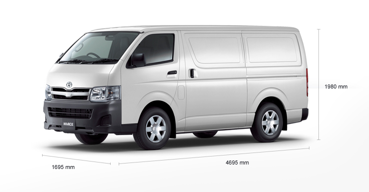 Toyota Hiace 30d Picture 6 Reviews News Specs Buy Car