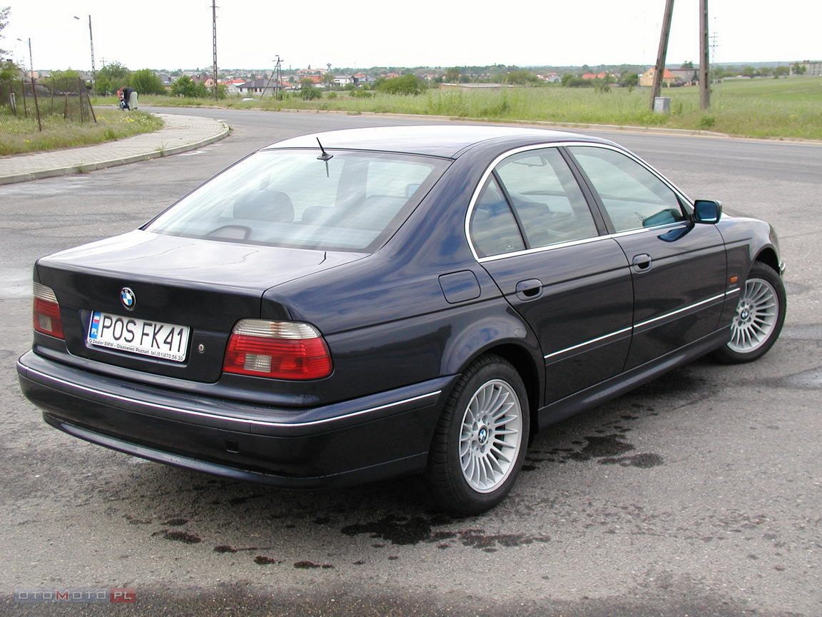 Bmw 525 Tds Photos Reviews News Specs Buy Car