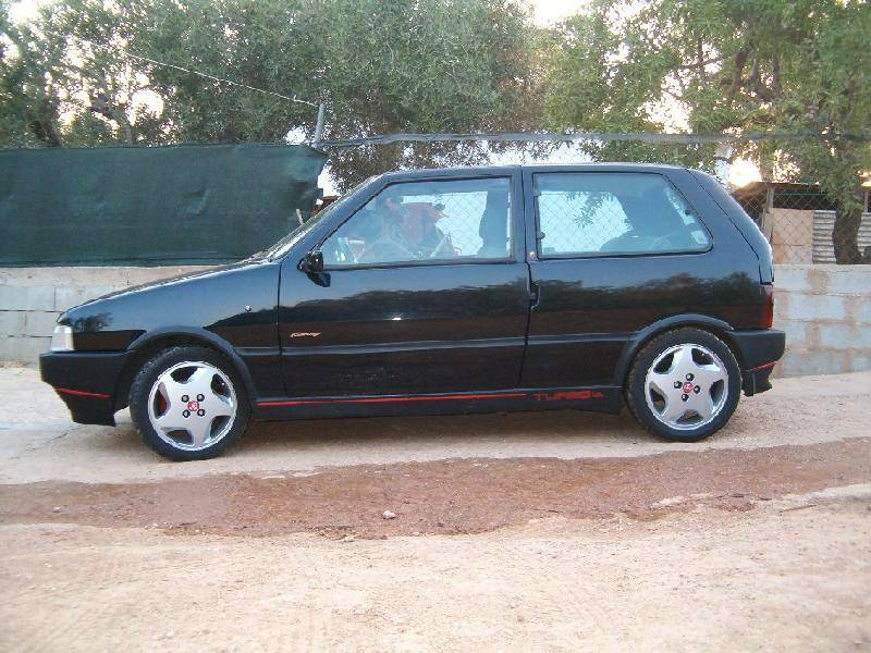 fiat uno turbo ie picture 9 reviews news specs buy car. Black Bedroom Furniture Sets. Home Design Ideas