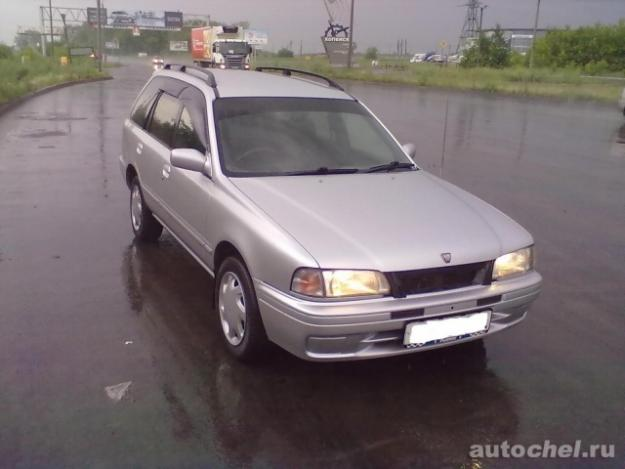 Nissan California Wingroad Picture 5 Reviews News Specs Buy Car
