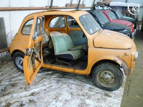 Fiat 500n Picture 8 Reviews News Specs Buy Car