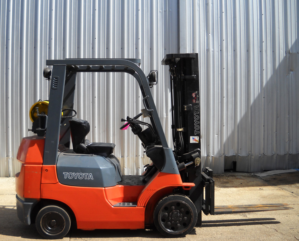 Toyota Forklift Picture 14 Reviews News Specs Buy Car