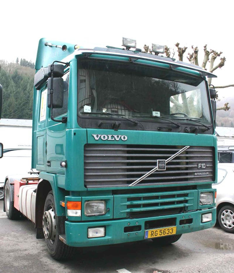 Volvo F10 Intercooler Picture 6 Reviews News Specs