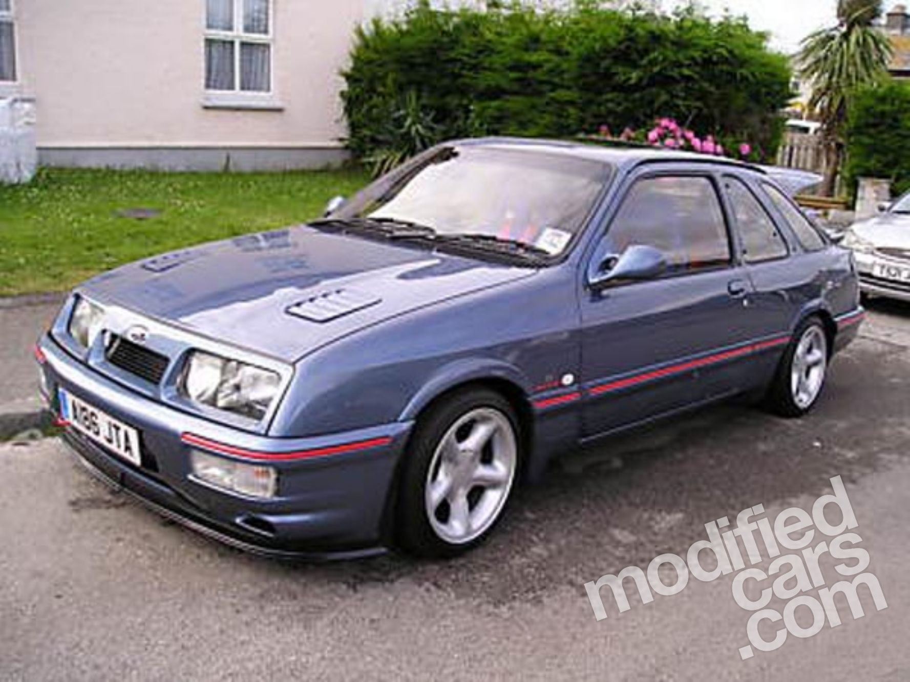 ford sierra xr4i picture 13 reviews news specs buy car. Black Bedroom Furniture Sets. Home Design Ideas