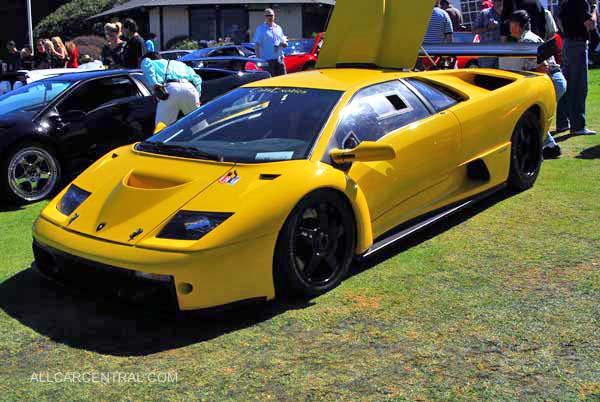 Lamborghini Diablo Gtr Picture 8 Reviews News Specs Buy Car