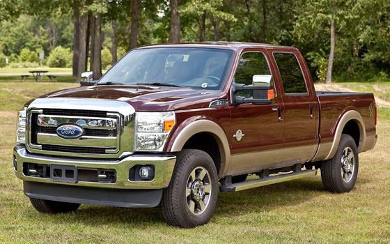 Ford F-Super Duty power Stroke Diesel