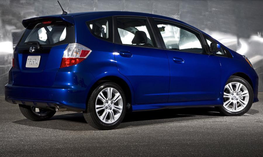 Honda fit picture 8 reviews news specs buy car for Honda fit horsepower