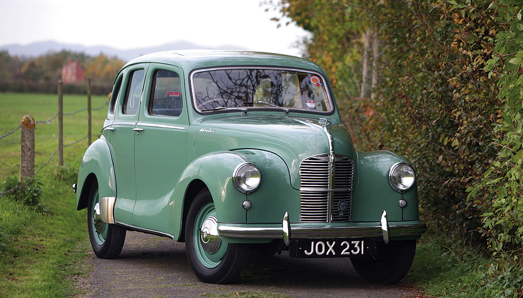 Austin A40 Dorset Photos Reviews News Specs Buy Car