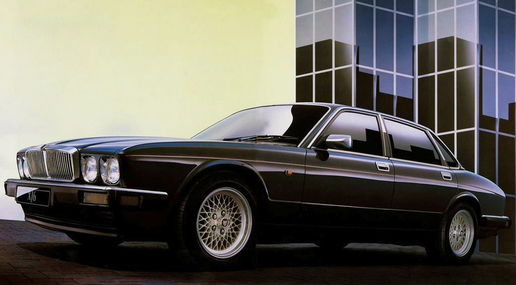 Jaguar xj40 picture 15 reviews news specs buy car