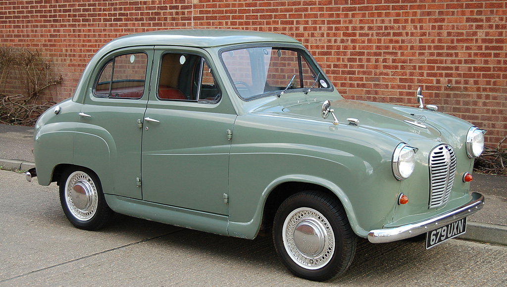 Austin A35:picture # 15 , reviews, news, specs, buy car