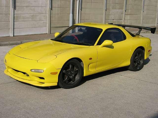 Mazda Rx 7 Twin Turbo Picture 9 Reviews News Specs Buy Car