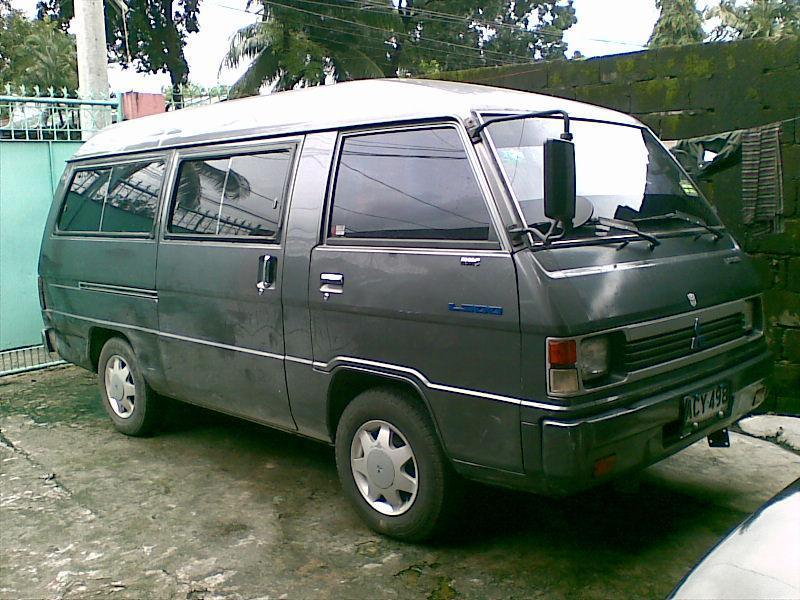 Mitsubishi L300 Van:picture # 14 , reviews, news, specs, buy car