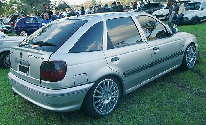 Volkswagen Pointer Gli Picture 6 Reviews News Specs