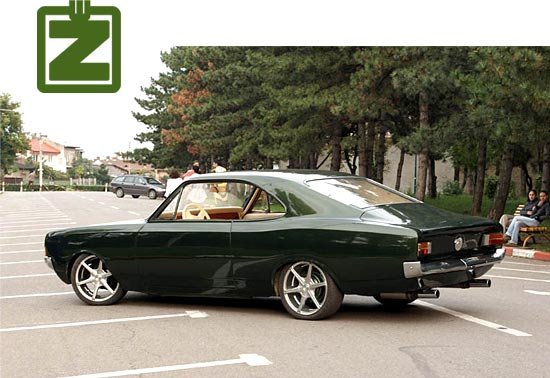 Opel Rekord Coupe Picture 15 Reviews News Specs Buy Car