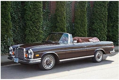 mercedes benz 280 se cabriolet picture 5 reviews news. Black Bedroom Furniture Sets. Home Design Ideas