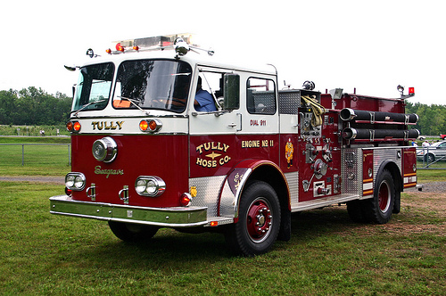 Seagrave Fire Apparatus >> Seagrave Fire Truck Picture 11 Reviews News Specs Buy Car