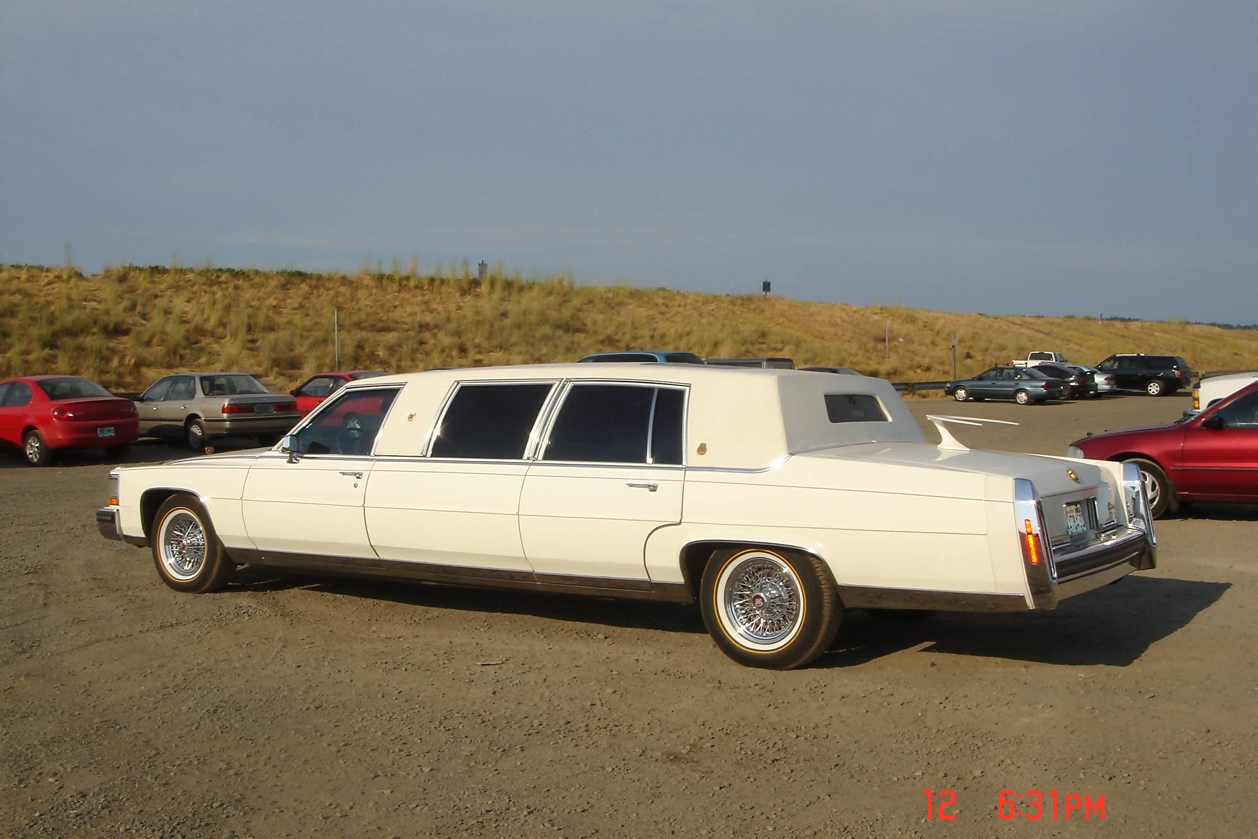 Cadillac Brougham Limousine Photos Reviews News Specs