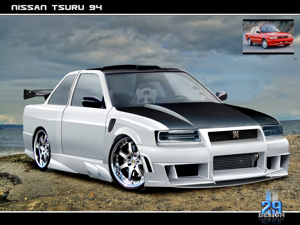 Nissan Tsuru:picture # 15 , reviews, news, specs, buy car