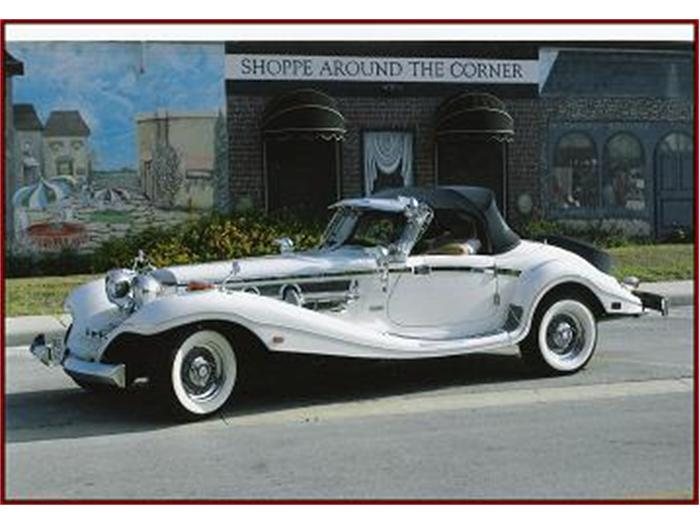 Mercedes Benz 500k Replica 1936 Picture 6 Reviews