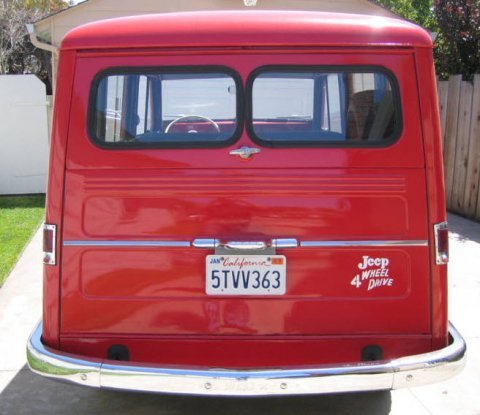 Willys Jeep Wagonpicture 13 Reviews News Specs Buy Car