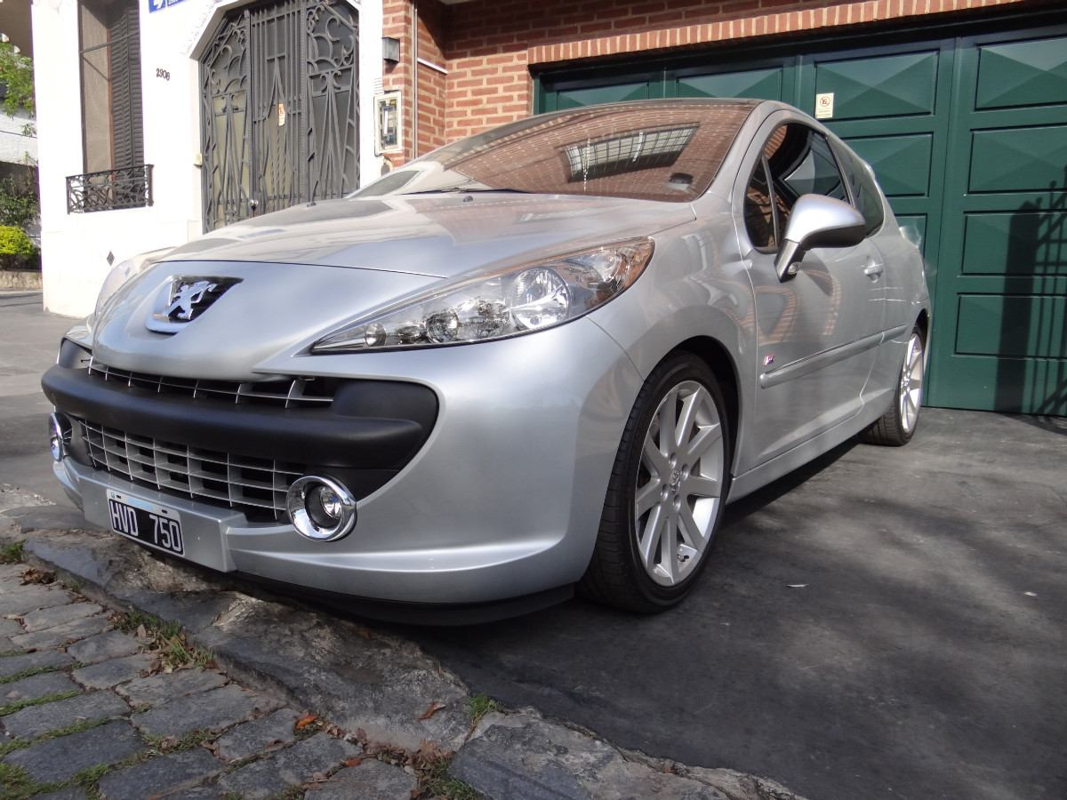 peugeot 207 rc 16 thp photos reviews news specs buy car. Black Bedroom Furniture Sets. Home Design Ideas